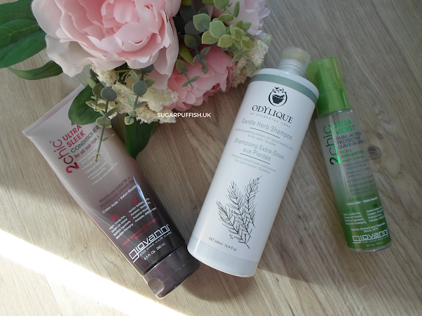 My Hair Care Routine - How I maintain healthy hair when prone to eczema and allergies