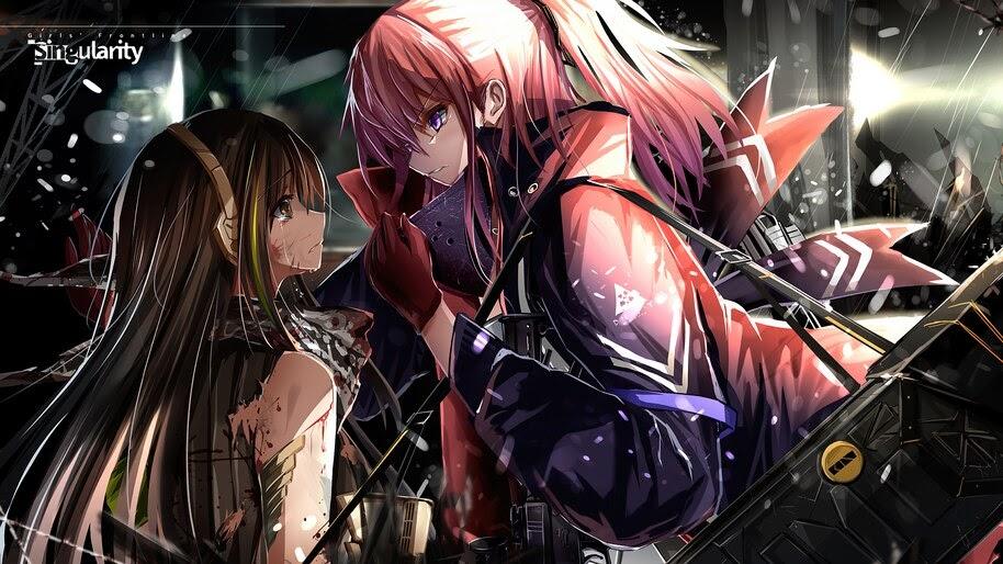 Anime, Girls Frontline, ST AR-15, M4A1, 4K, #6.1073