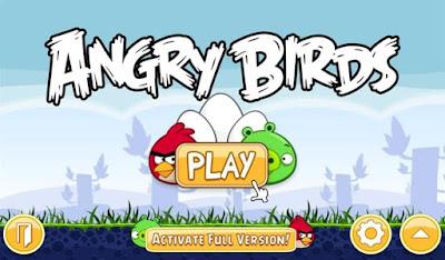 تحميل لعبة Angry Birds للكمبيوتر