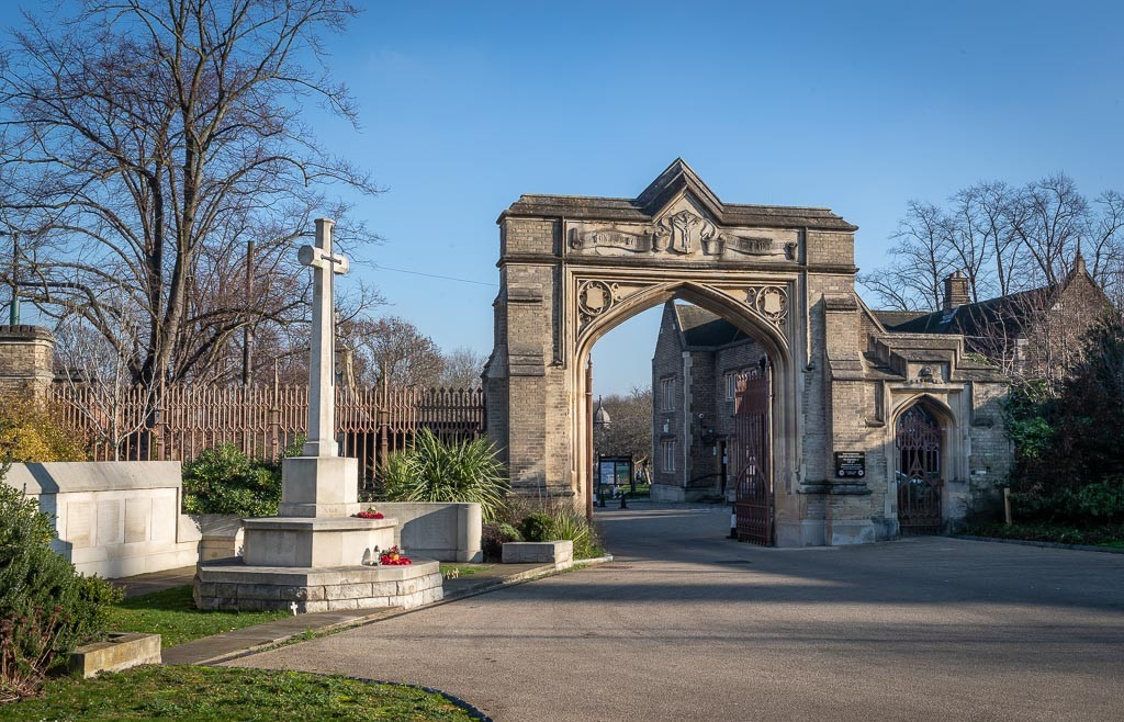 West Norwood Cemetery (London, United Kingdom)