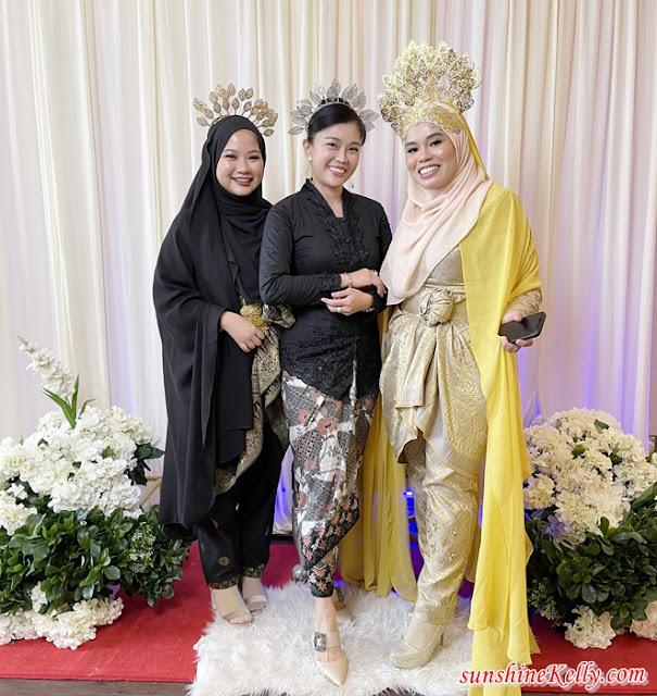 BYHISDAISY Pawana Puteri Nusantara 2021, byhisdaisy, fashion, kebaya runway show, The Majestic Hotel KL, malaysia best kebaya, kebaya sulam