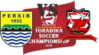 Preview Persib Bandung vs Madura United - Jadwal TSC Sabtu 28 Mei 2016