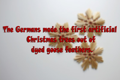 christmas facts and trivia
