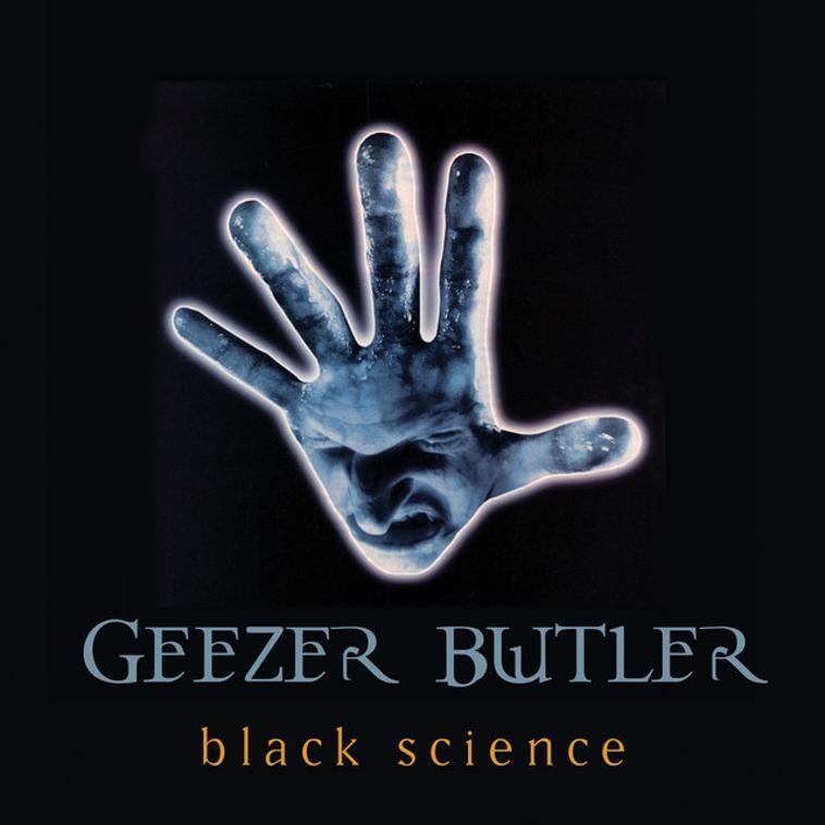 Geezer Butler - Black Science