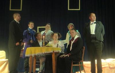 Театральная весна Херсонщины. Берислав