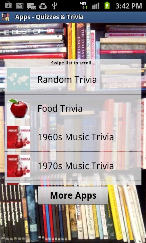 Apps - Quizzes & Trivia