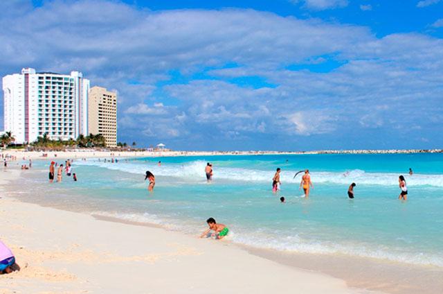 Playa Marlín, Quintana Roo