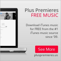 Plus Premieres | New music every Thursday • 10AM – Midnight EST