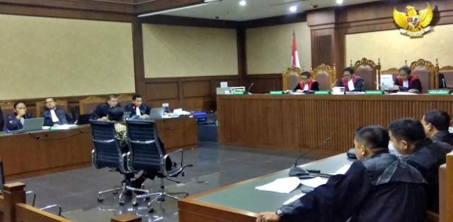 Di Depan Hakim, Bowo Sidik Ngaku Dapat Duit dari Enggart, Sofyan Basir, Setnov dan Tetty Paruntu