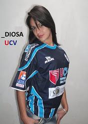 ¡Diosa UCV!
