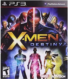 X-Men Destiny PS3 Torrent