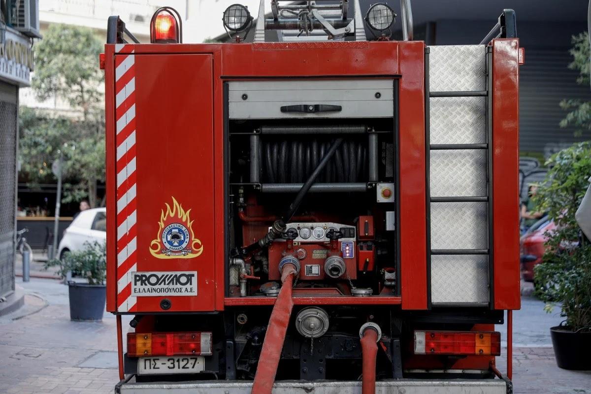 Φωτιά σε σπίτι στο Τυχερό Έβρου, βρέθηκε άτομο χωρίς τις αισθήσεις του
