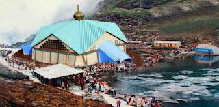 Gurdwara Sri Hemkund Sahib History