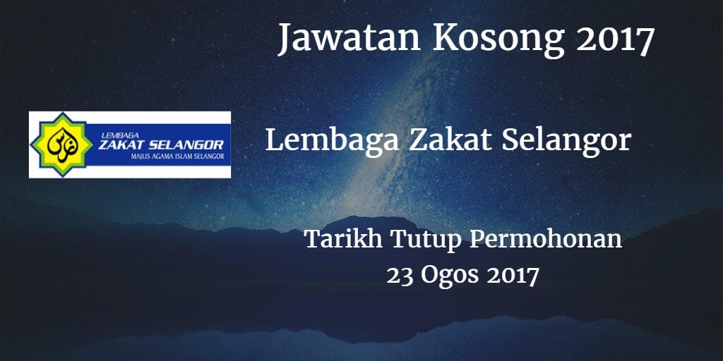 Jawatan Kosong MAIS 23 Ogos 2017