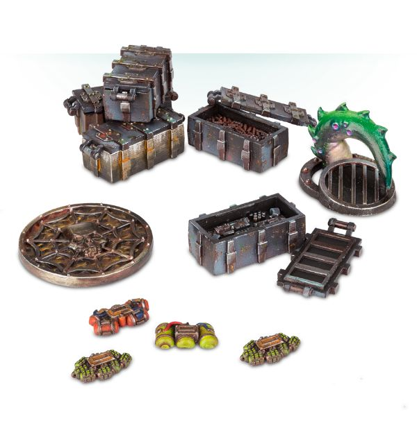 Games Workshop: New Necromunda: The Underhive Core Game Pre-Order Launched