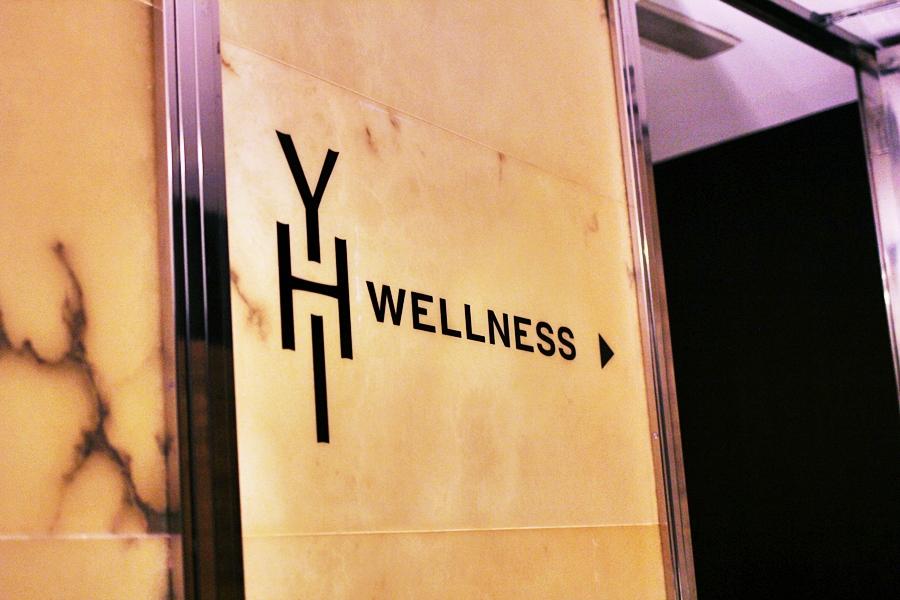 yhi wellness barcelona melia