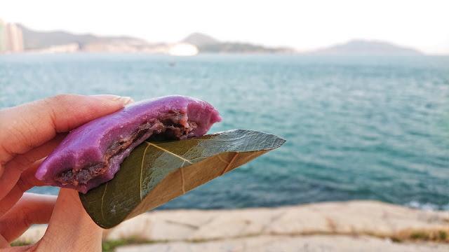 鯉魚門阿婆茶果