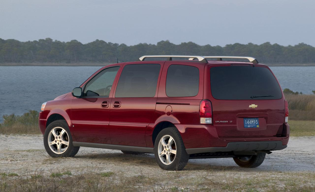 All Chevy 2000 chevy uplander : HD Cars Wallpapers: Chevrolet Uplander