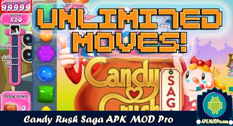 Download Candy Crush Saga MOD APK 1.166.1.1( Unlimited All MOD + Patcher ) 2020
