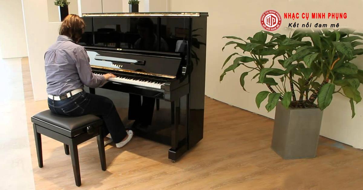 Đàn Piano Yamaha Cũ UX3 Nhật Bản
