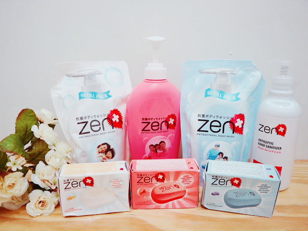 Zen Antibacterial Body Wash