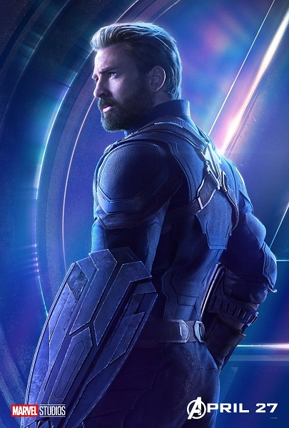 Avengers: Infinity War Captain America