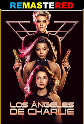 Charlie's Angels 2019 DVD R1 NTSC Latino RMZ
