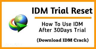 أداة  تفعيل برنامج أنترنت داونلود مانجر مدى الحياة IDM Free Forever