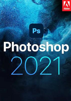 Cover Adobe Photoshop 2021
