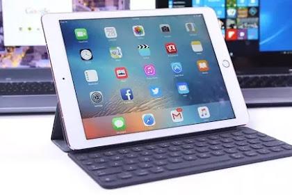 Blogging mobile? Pakai tablet saja
