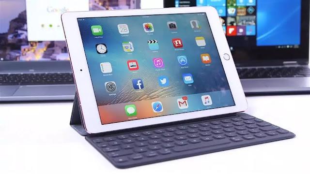 blogging lebih enak menggunakan iPad dan tablet Android