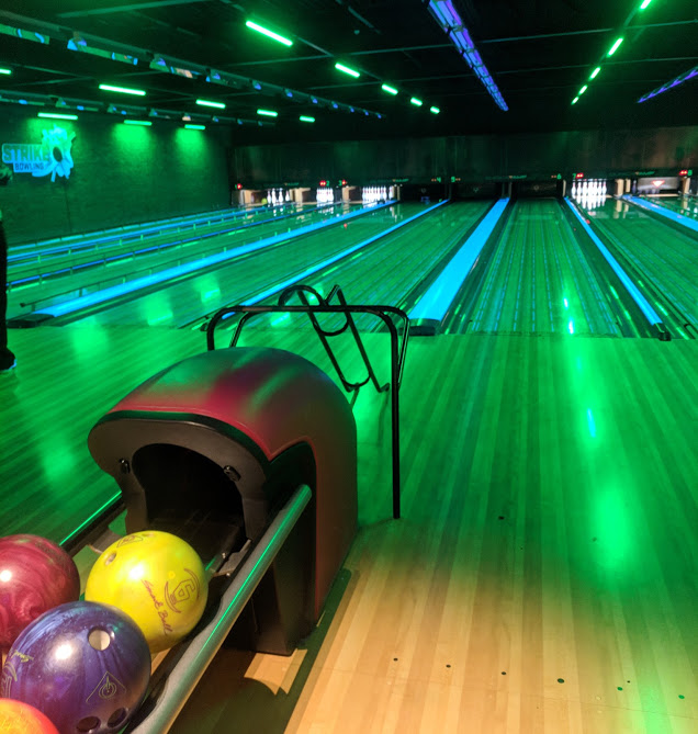 £1 Bowling at Concordia Leisure Centre, Cramlington  - bowling lanes