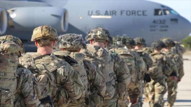 Fuerzas de EEUU comienzan a evacuar 15 bases en Irak