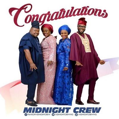 Music: Midnight Crew - Congratulations (Mp3 Download)