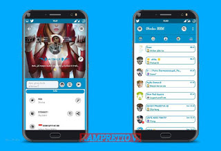 Download BBM Mod kampretto v3 Base v3.3.0.16 Free Download