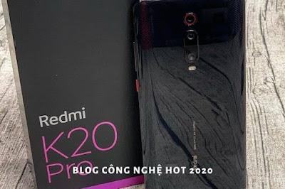 Smartphone Android - RedMi K20 Pro