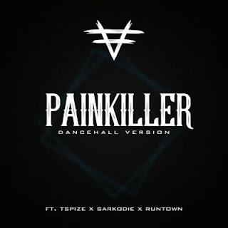 TSpize X Sarkodie X Runtown – Pain Killer (Remix).