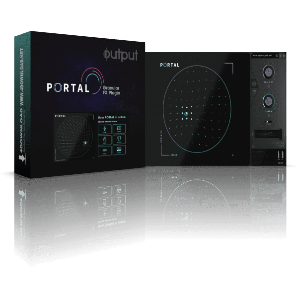 Output Portal v1.0.1 Full version