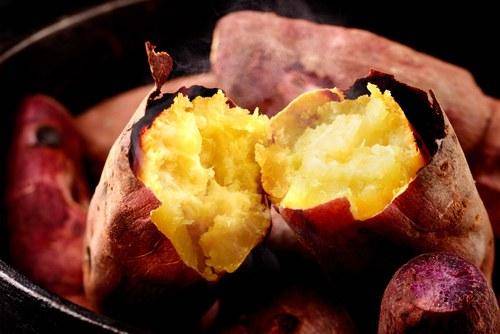La patate douce à la Japonaise