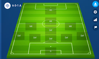 online soccer manager 631a formation