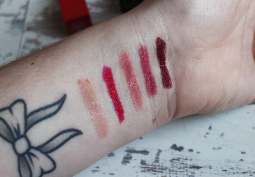 Current Favourite Lip Products