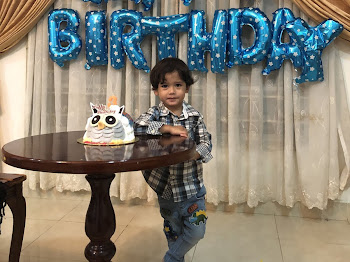 3 Year Old's Birthday