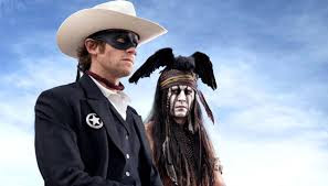 The Lone Ranger ~ Armie Hammer & Johnny Depp | A Constantly Racing Mind