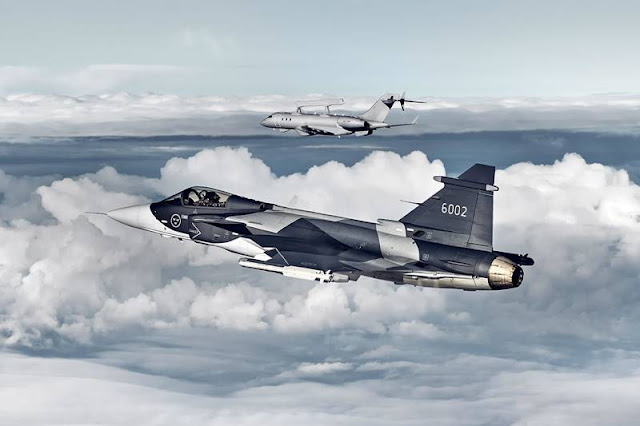 Finland HX Program Saab Gripen