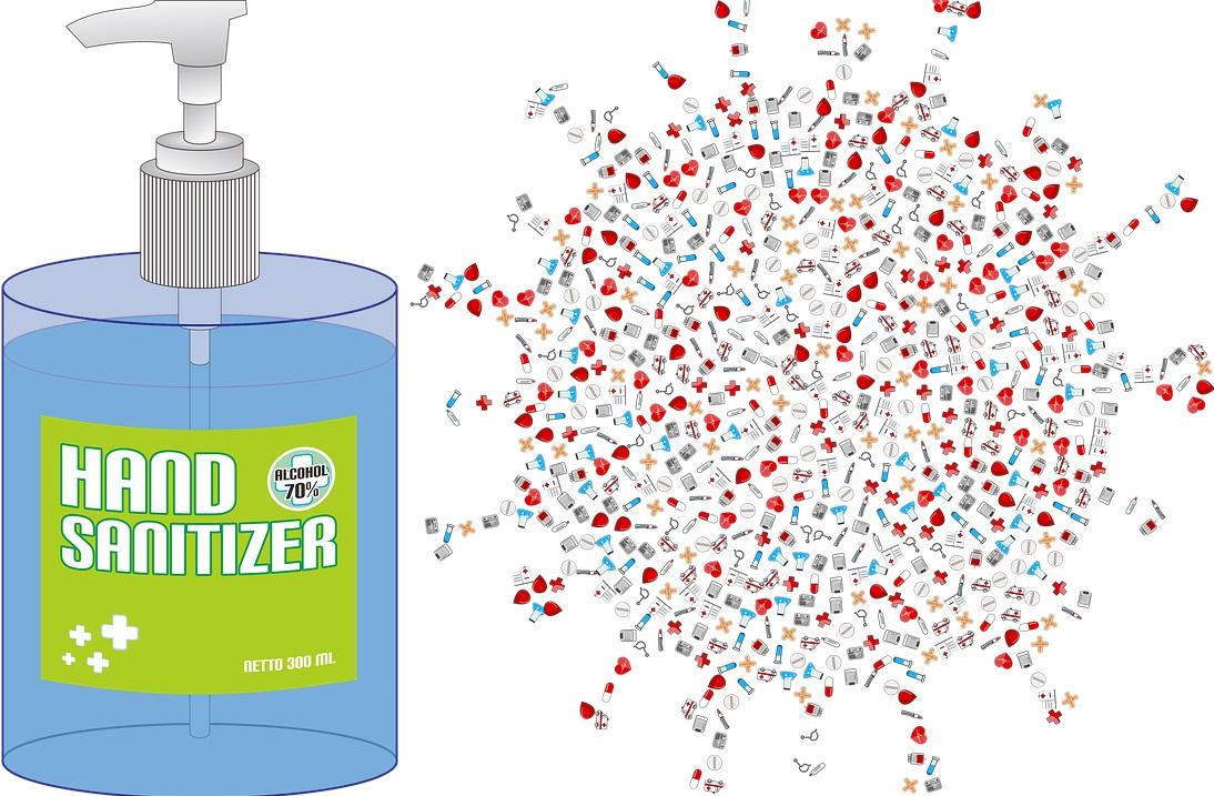 hand sanitizer manufacturers