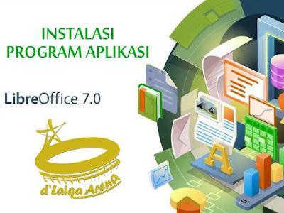 Instalasi LibreOffice 7.0