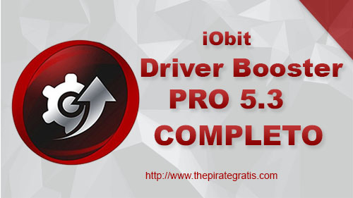 Driver Booster Pro 5.3 completo