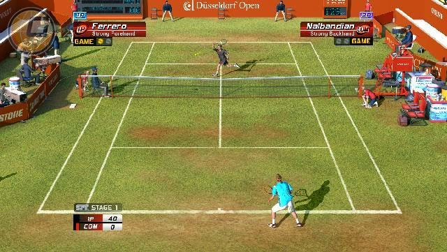 Virtua Tennis 3 PC Games Screenshots