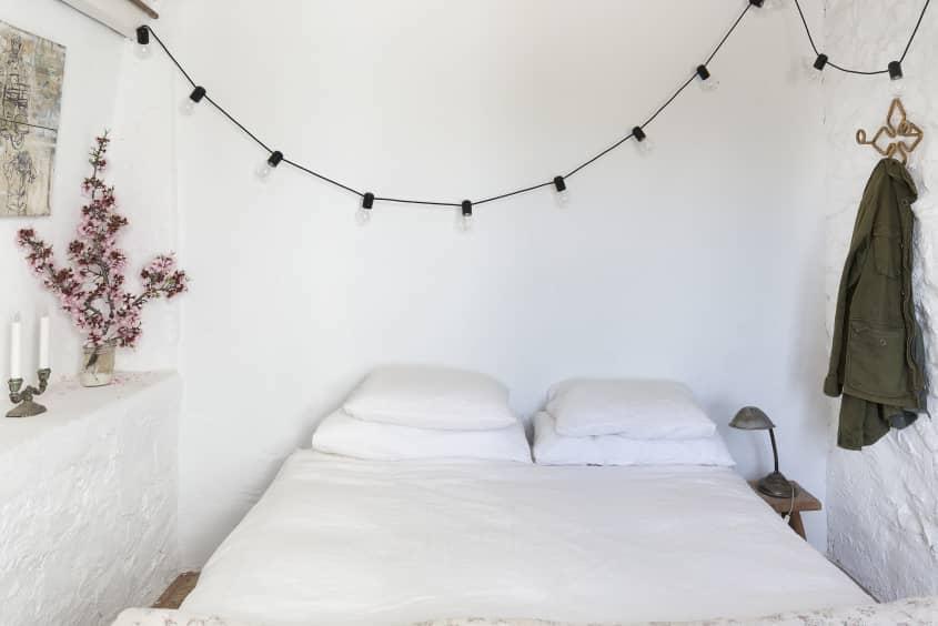 Casa rústica minimalista y mediterránea