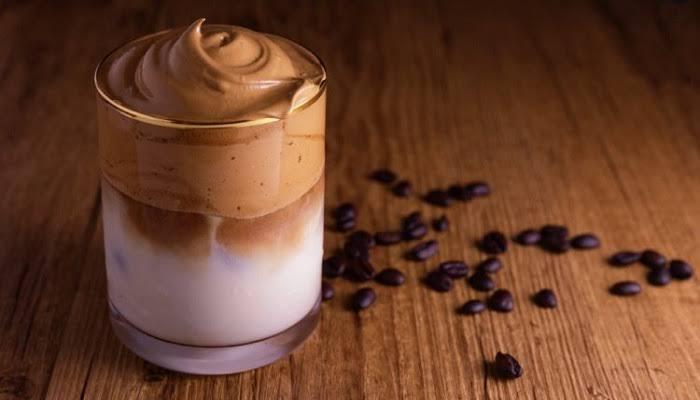 Cara Membuat Dalgona Coffee Tanpa Mixer Dan Whisk